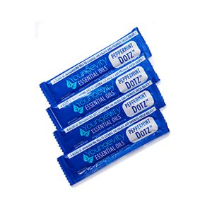 Picture of Peppermint Dotz 4 Pack of Stick Packs